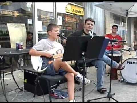Here Comes Goodbye (RASCAL FLATTS COVER) Guitar Hero Open Mic 2009 - Munson Music