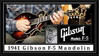 Download Video 1941 Gibson F5 Mandolin - THE GEORGE GRUHN ® GUITAR SHOW MP3 3GP MP4