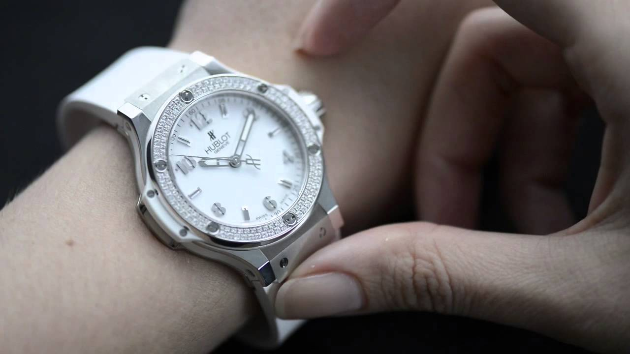 Hublot Big Bang Ladies Sport Watch - Eve s Watch - YouTube 930b92e23