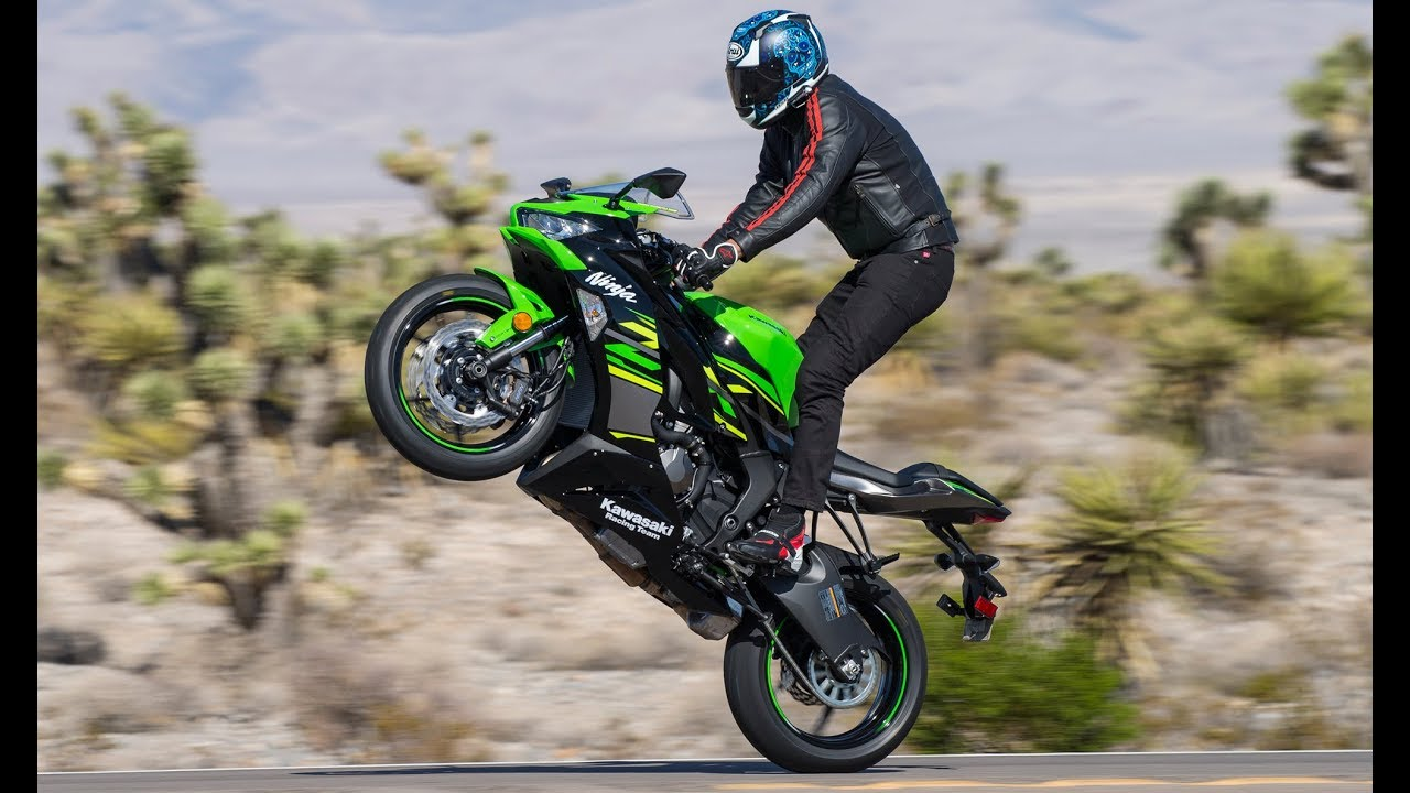 2019 Kawasaki Ninja ZX-6R First Ride Review