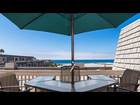 Spectacular Oceanside Vacation Rental: 999 N Pacific St., #G-314, Oceanside CA 92054, USA