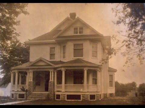 The  Historic  Homes  of  Moores  Hill,  Indiana