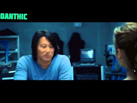 Fast AND Furious 6 Deleted Scenes Han AND Gisele Talk