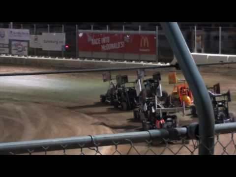 Bloomfield Racing #33 October 8 2016 Delta Speedway Championship Race