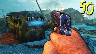 """""""NUKETOWN ZOMBIES"""" ROUND 50 WORLD RECORD SPEED RUN! (Call of Duty Black Ops 2 Zombies)"""