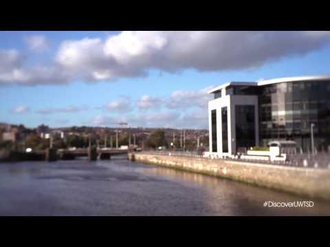 Study Abroad at University of Wales Trinity Saint David