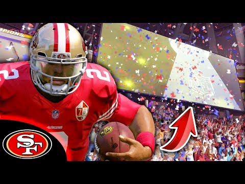 49ERS SUPERBOWL! SERIES FINALE! Madden 17 49ers Connected Franchise Ep. 24 (END)