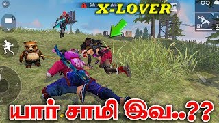 யாரு சாமி இவ ?? 😱 Free Fire Attacking Squad Ranked GamePlay Tamil|Ranked Match|Tips&TRicks Tamil