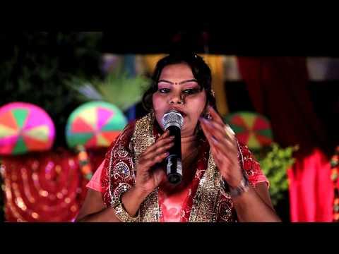 2017 का हिट देवी गीत  - Non Stop Jagran -  Sajal Darbar Sherawali Ke  - Pushpa Rana