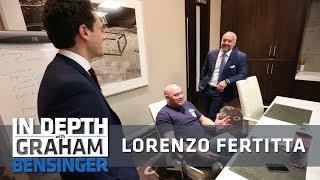 Lorenzo Fertitta and Dana White: Pranking UFC CFO