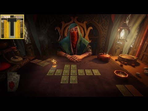 [12] Can you cheat the devil?- Hand of Fate 2