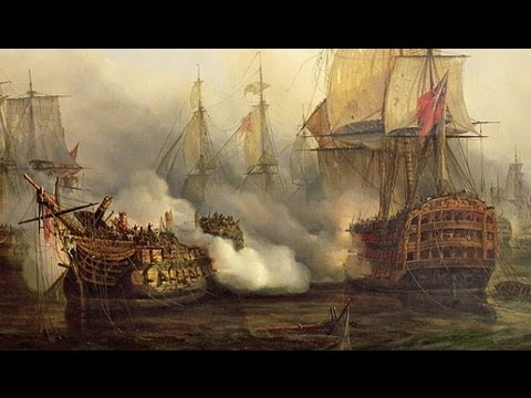 British battle victories over France: Napoleonic war