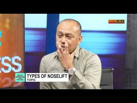 PINOY HEALTH AND WELLNESS:  TYPES OF NOSELIFT