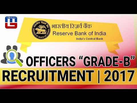 RBI | Officers -