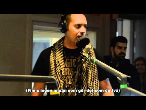 Avsnitt 78: Medina kör Yalla Kompis live - Kärleksattackens webbteve