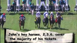Nside The Mind Of A Horseplayer - John Doyle