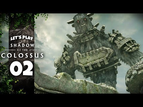 THE SWORD THAT CRACKED THE EARTH | Shadow Of The Colossus (PS4 - Let's Play Part 2)