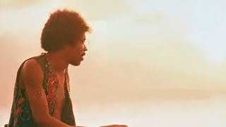 Jimi Hendrix - Drifting Outtakes (Electric Ladyland Studios, June 25, 1970)
