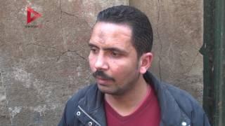 بالفيديو| أحد المتضررين من عقار أبو العلا المنهار يروي تفاصيل الحادث