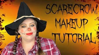 Hey Guys!! In today's Halloween Series, I have a fun easy Scarecrow...