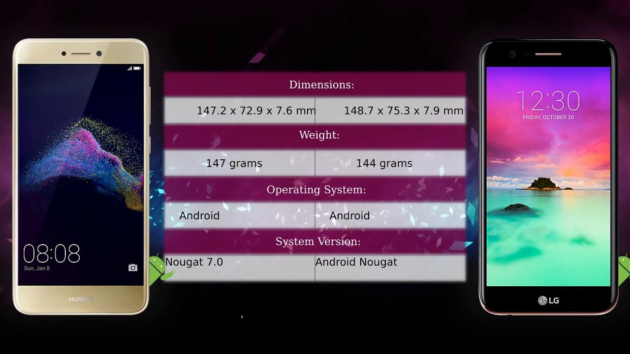 Huawei P8 vs Huawei P8 Lite: что выбрать [Сравнение] - YouTube