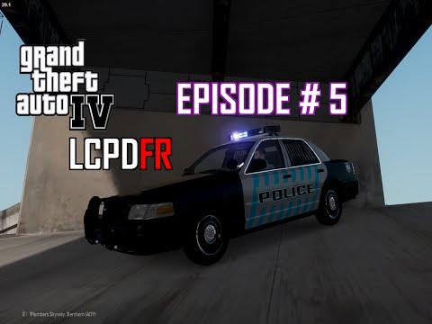 GTA IV - LCPDFR | Episode #5 - Plumbers Skyway!