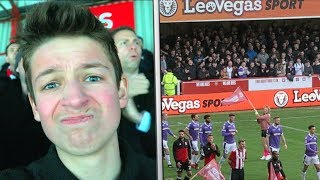 BRENTFORD vs BOLTON *VLOG* - Directors Box Seats!!