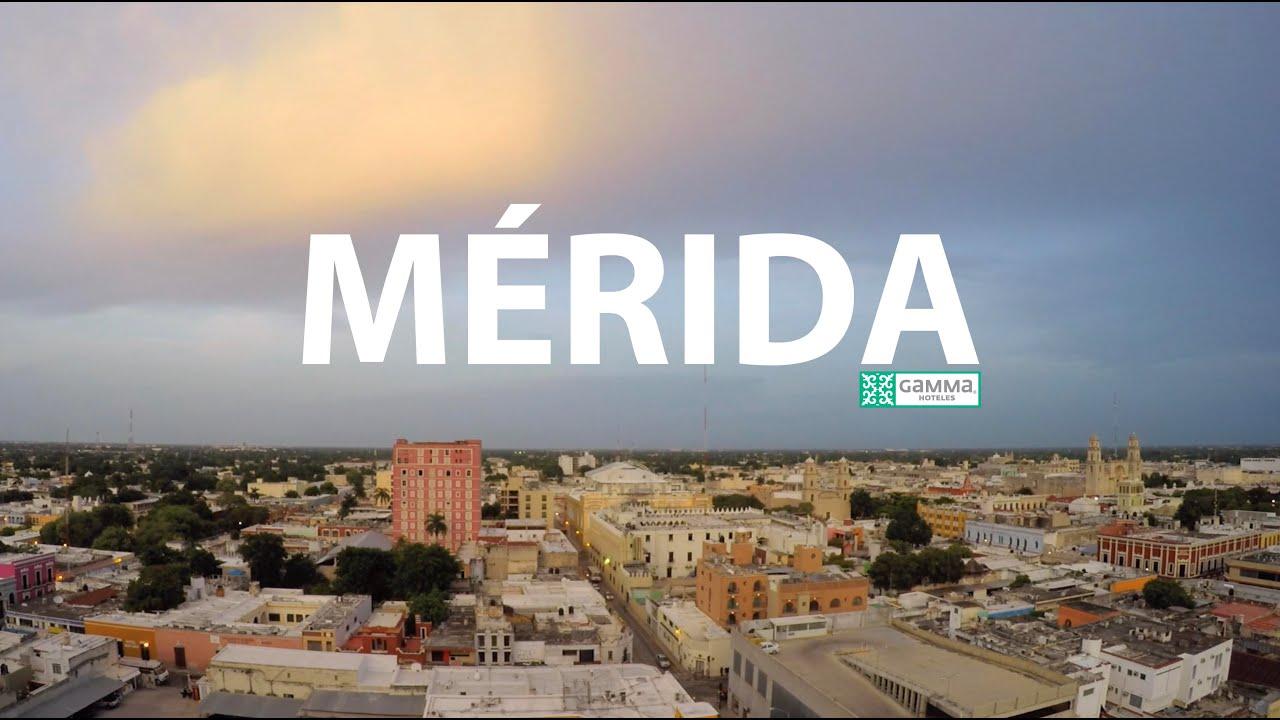 La ciudad blanca m rida yucat n m xico youtube for Muebles de oficina merida yucatan