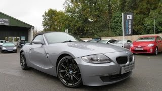 2007 BMW Z4 Roadster For Sale At George Kingsley Vehicle Sales, Colchester, Essex. 01206 728888