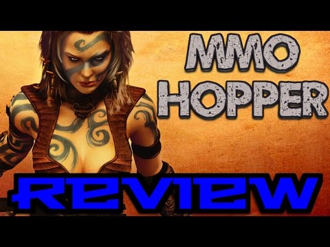 The MMO Hopper #1: Is Age Of Conan worth playing?
