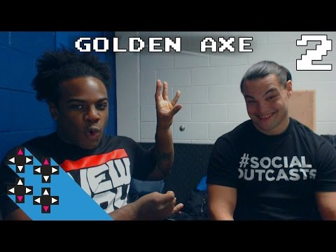 #1 in the world in mobile games (Golden Axe w/ Bo Dallas Part 2) — Superstar Savepoint