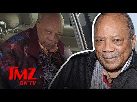 Babysitter - FROM TMZ - Quincy Jones Is The Sudoku Master