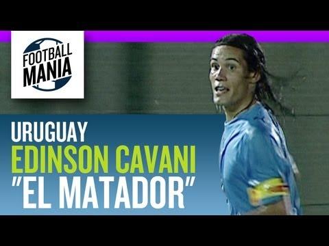 """Edinson Cavani - Uruguay """"El Matador"""""""