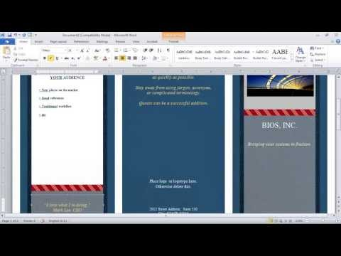how-to-make-a-brochure-in-microsoft-word