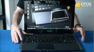 Ноутбук ASUS Lamborghini VX7Sx