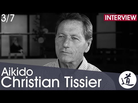 Christian Tissier - Aikido in Japan in the 70's & the 8th Dan [Interview Part 3/7 - EN/FR/JA/ZH/KO] from YouTube · Duration:  12 minutes 58 seconds