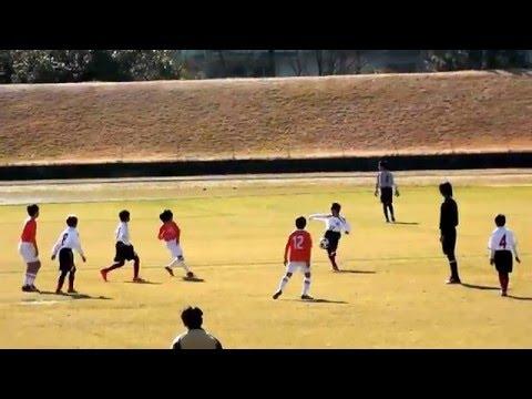 【Japan Elementary school soccer】U12 Green City TV CUP トライルSC vs 品野FC