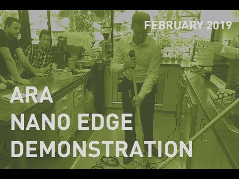 Conquest Nano Edge Scrubber Demo Feb 2019