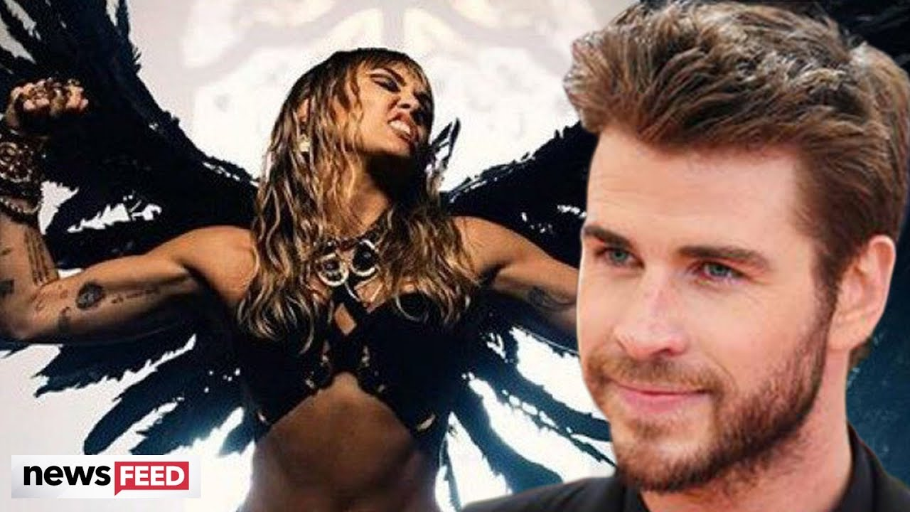 Did Miley Cyrus Shade Liam Hemsworth in 'Don't Call Me Angel'?