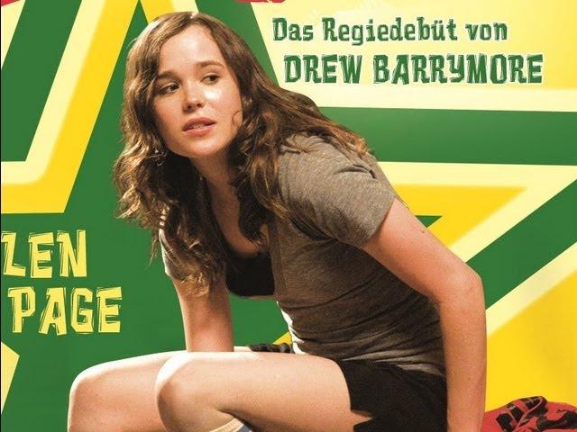 ROLLER GIRL   Trailer deutsch german [HD]