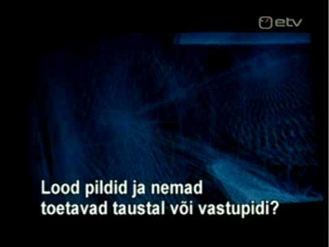 AntiVJ - Stereoscopic show in Estonia - eTV