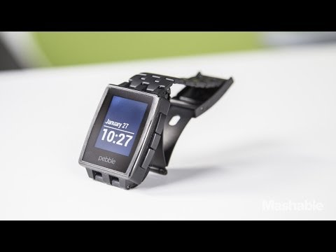 Pebble Steel Smartwatch Review | Mashable