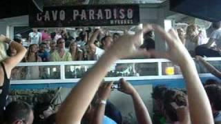 Armin van Buuren @ Cavo Paradiso, Mykonos [22-07-09] part 10