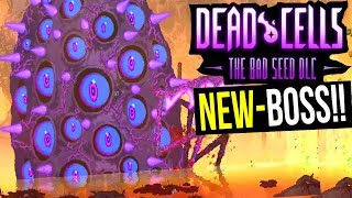 Dead Cells The Bad Seed DLC - ALL BOSSES / New BOSS FIGHTS
