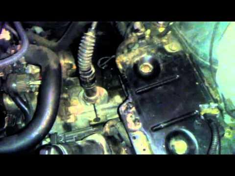 96 VW Transmission Speed Sensor - YouTube