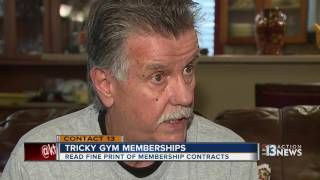 What to know before signing gym contract
