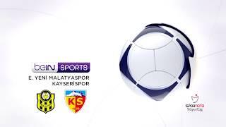 Evkur Yeni Malatyaspor 3 - 2 Kayserispor #Özet