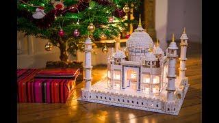 Construction du Taj Mahal Lego Creator 10256 5923 pièces
