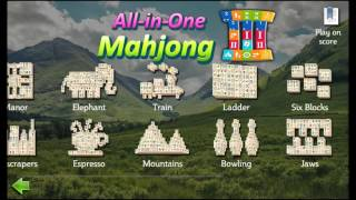 All-in-One Mahjong 3 gameplay