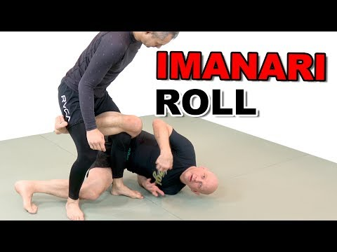 The Easiest Way To Do The Imanari Roll
